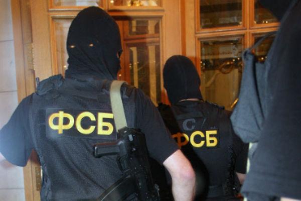 В керченском городском совете проводятся обыски