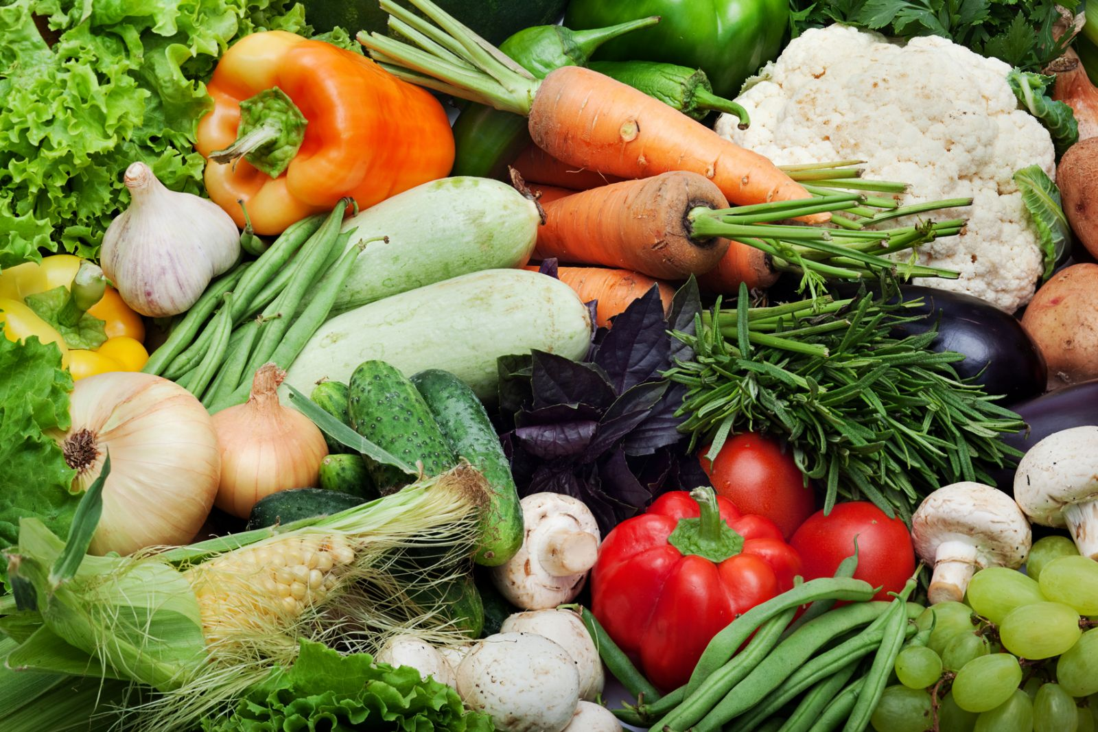 Крым планирует снабжать овощами всю Россию