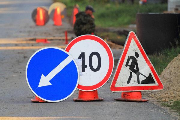 Симферопольцы недовольны качеством ремонта дороги в городе