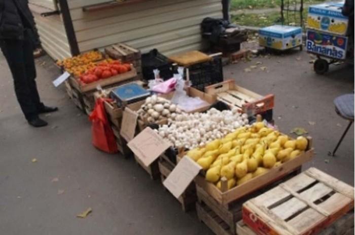 В Симферополе придумали, что делать с несанкционированной торговлей
