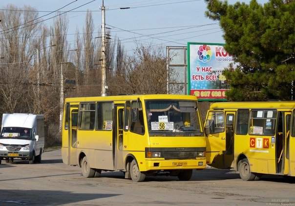 В Симферополе работают над созданием новой маршрутной сети