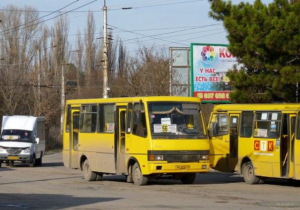 Аксенов уверен, что маршруток в Симферополе слишком много