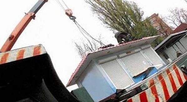 Алуштинские власти продолжают сносить незаконные объекты
