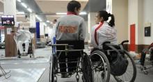 Аксенов поддерживает идею проводить в регионе соревнования для паралимпийцев