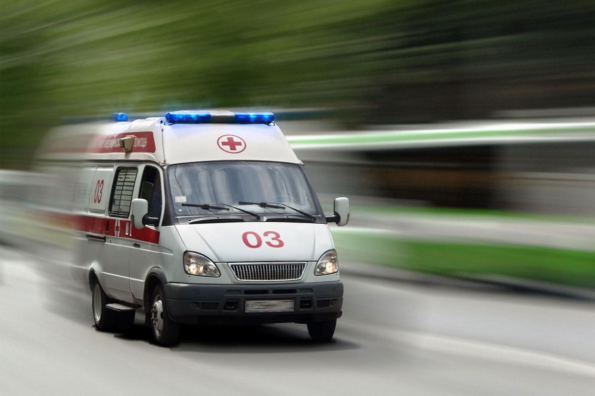 В Крыму в аварии пострадали двое детей