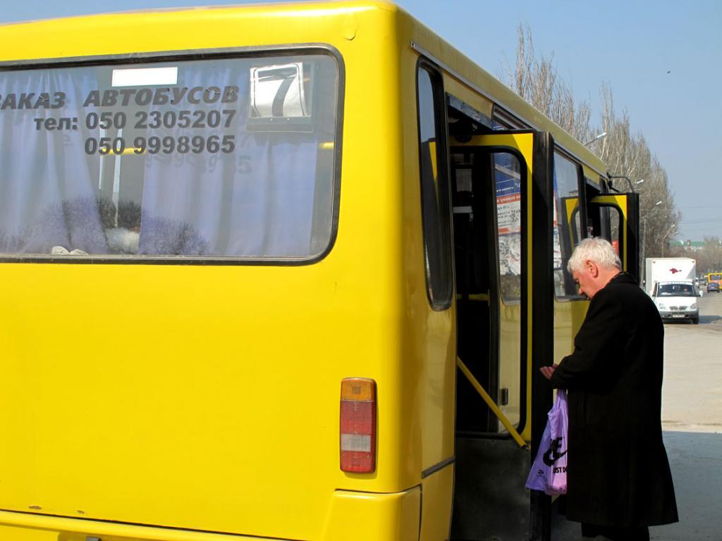 Проезд в маршрутках крымской столицы может подняться до 40 рублей