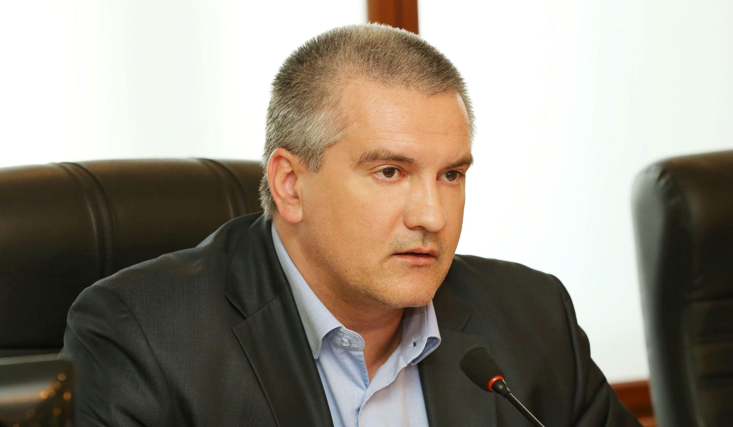 Аксенов намерен занимать пост главы Крыма до 2019 года
