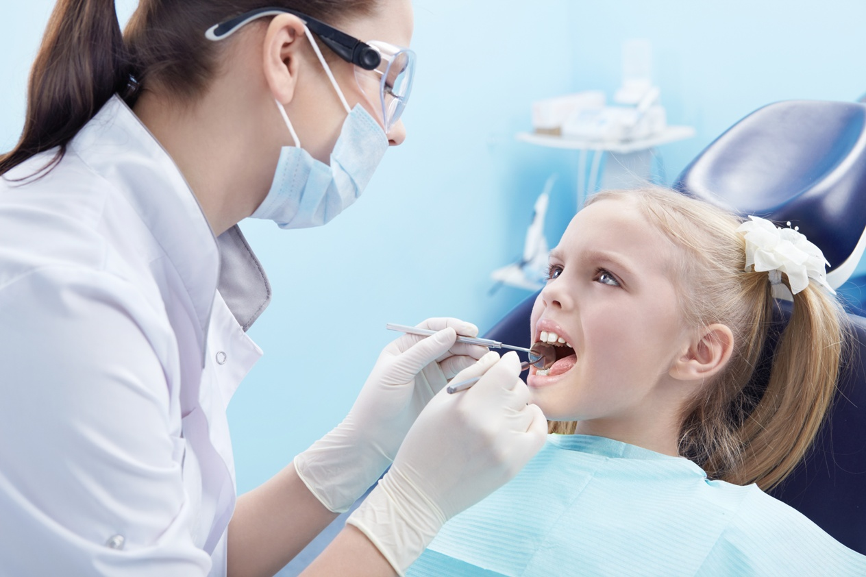 У крымских детей появилась возможность бесплатно вылечить зубы
