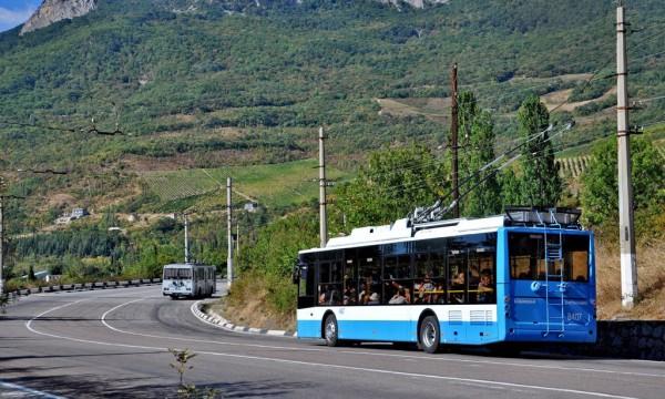 Крымчан ожидает очередное подорожание проезда в троллейбусах