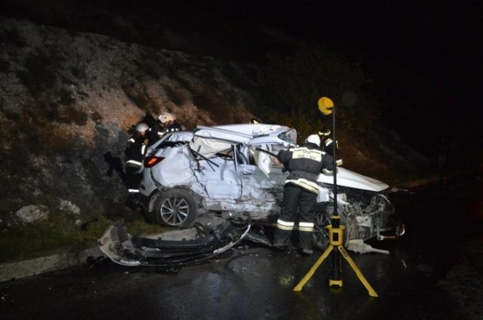 Жуткая авария под Севастополем: погибло три человека