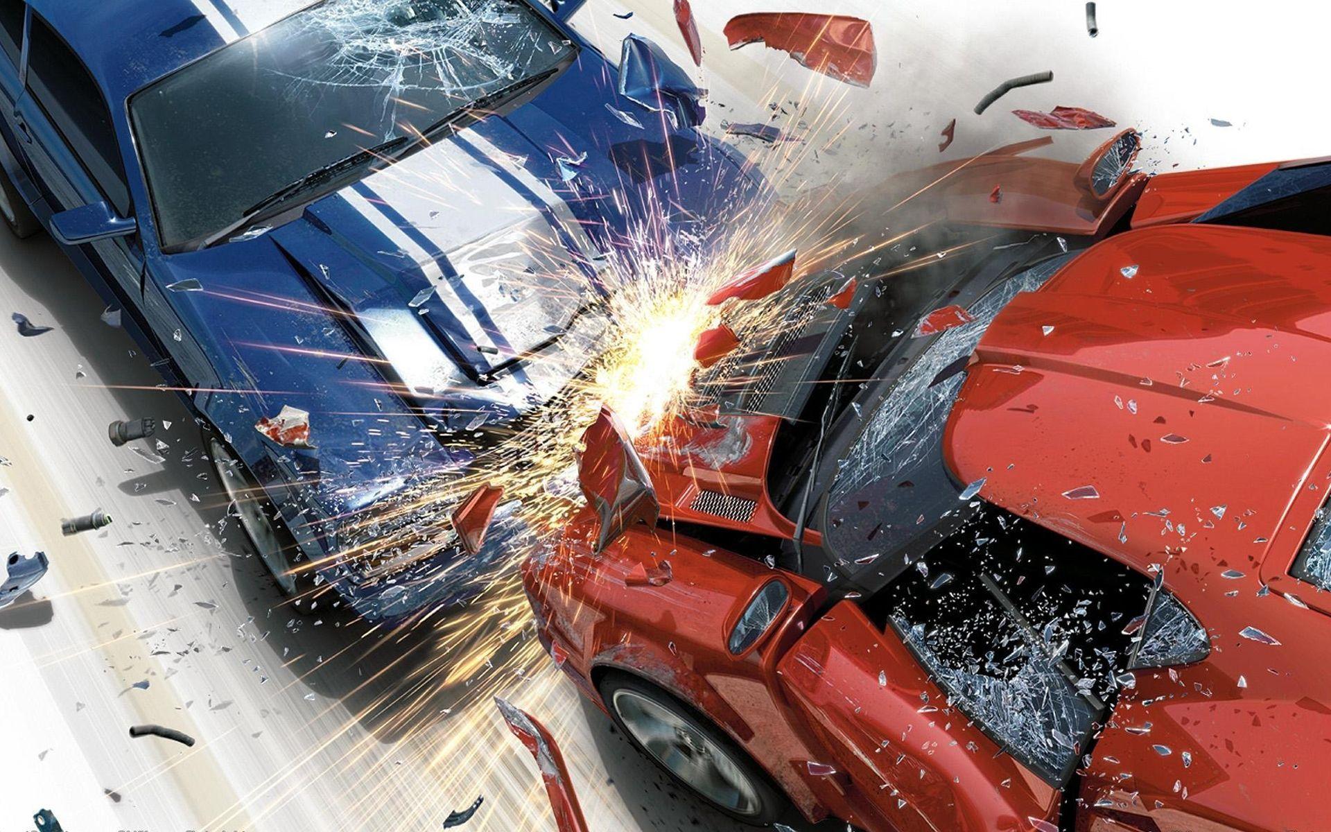 На симферопольской трассе произошло смертельное столкновение автомобилей