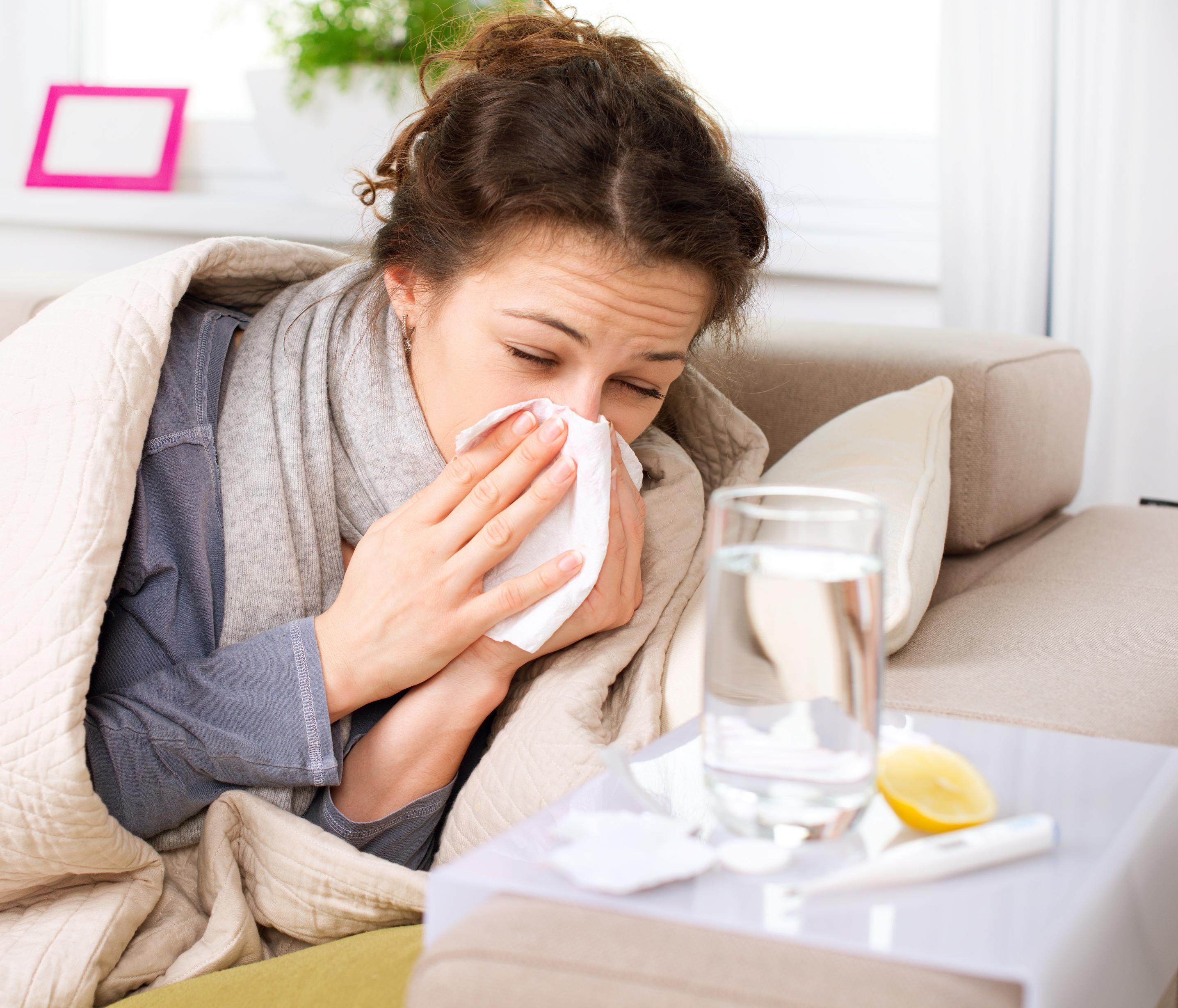 Крым в этом году ожидают новые штаммы вируса гриппа