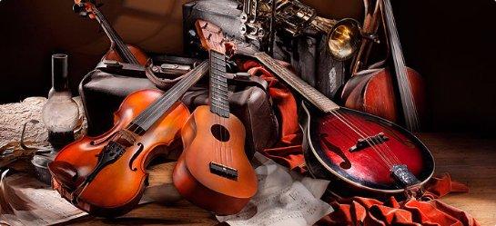 Инструменты для любых музыкальных стилей и направлений