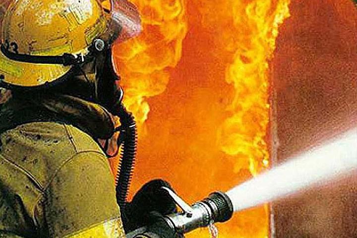 В Ялте вновь загорелось историческое здание