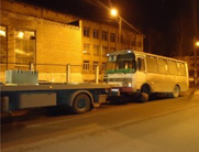 Эвакуатор и техпомощь в Нижнем Новгороде: спасем ваше авто!