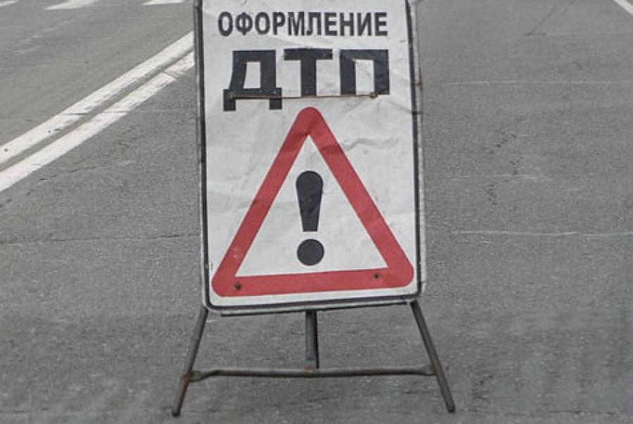 В аварии в Севастополе разбилась девушка-водитель