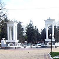 Курортная зона Нальчика