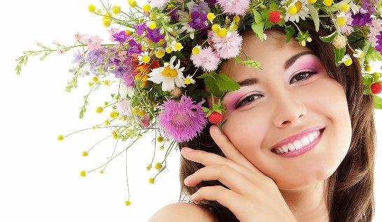 Уход за кожей на лице в весенний период