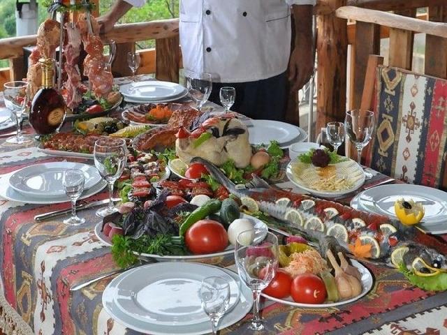 Семейная поездка в Ереван