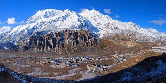 10 высочайших гор мира