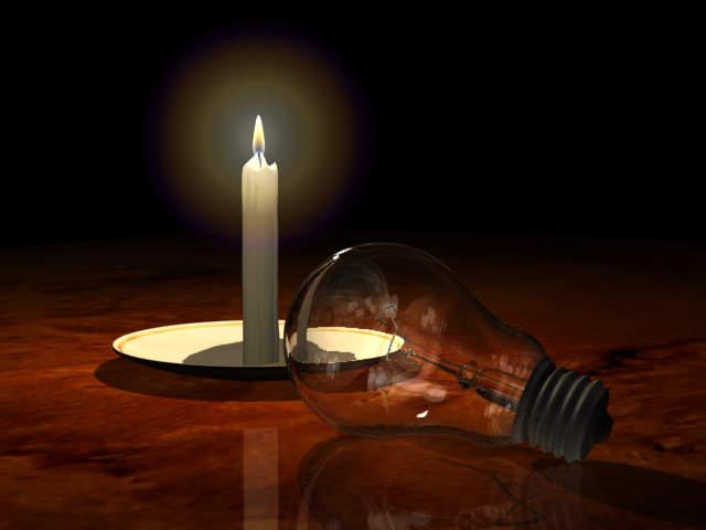 На ЮБК граждане остались без света из-за ремонтных работ