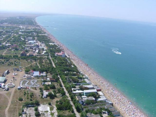 В Николаевке займутся укреплением берега и строительством аквапарка