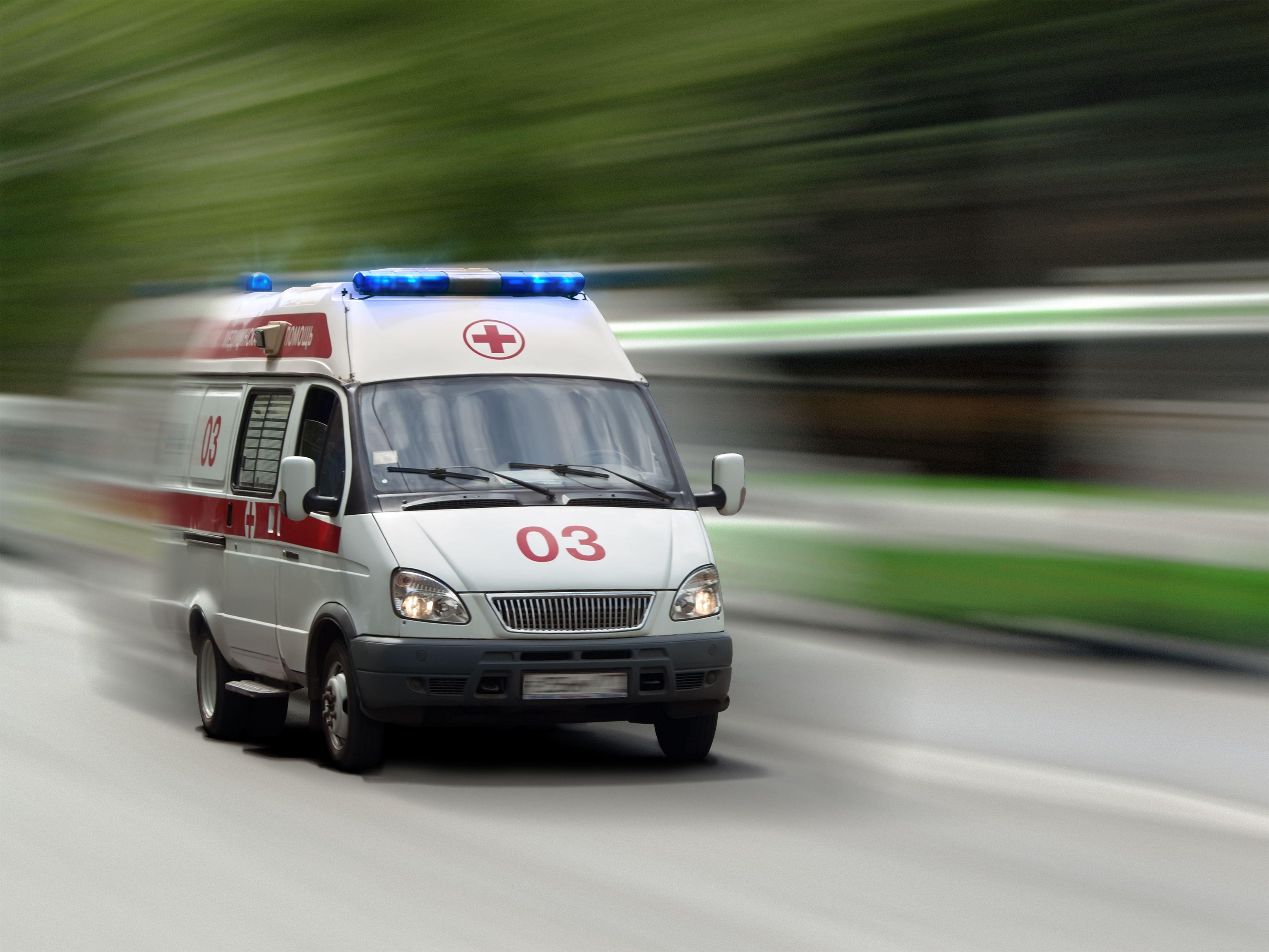 В серьезной аварии в Крыму пострадало пять человек