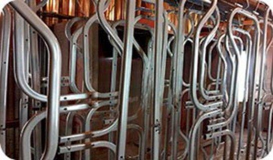 Порошковая покраска металлоизделий: инновационный метод
