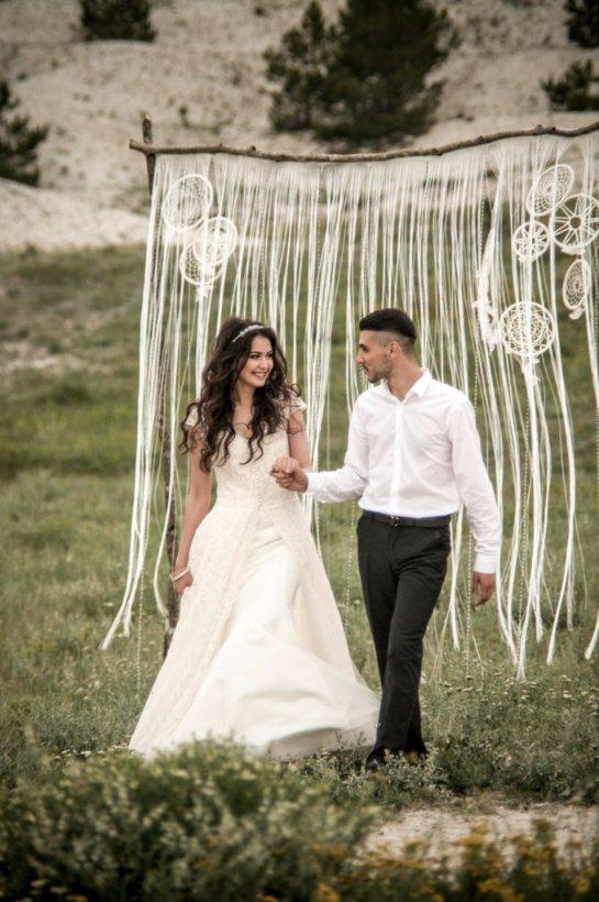 Организация выездной свадебной церемонии в Крыму
