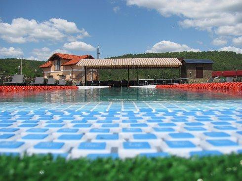 Качественное и быстрое строительство бассейнов любой сложности