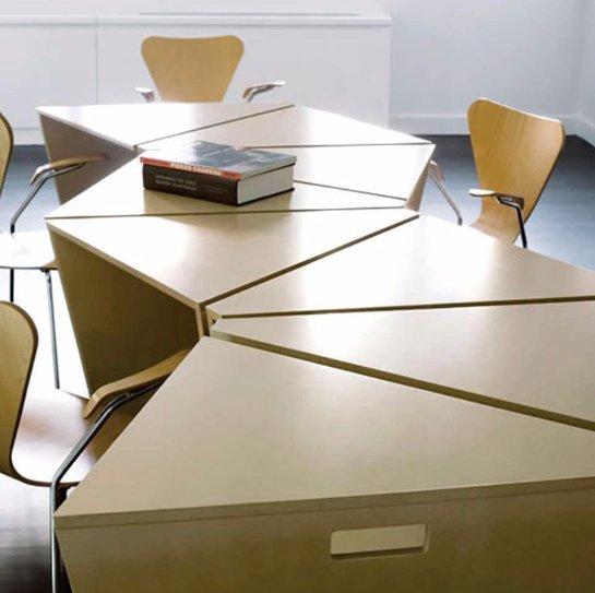 Google создаст уникальный модульный стол