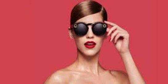 Snapchat представляет Google Glass в стиле зрелища