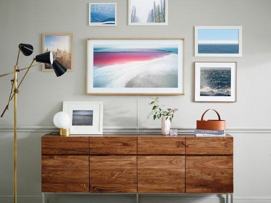 Samsung выпусткает телевизор-картину Frame TV