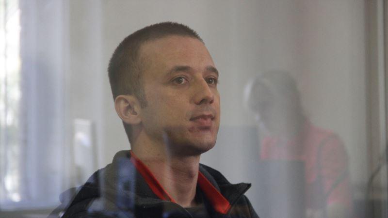 В Киеве перенесли заседание по «делу крымского дезертира» Одинцова