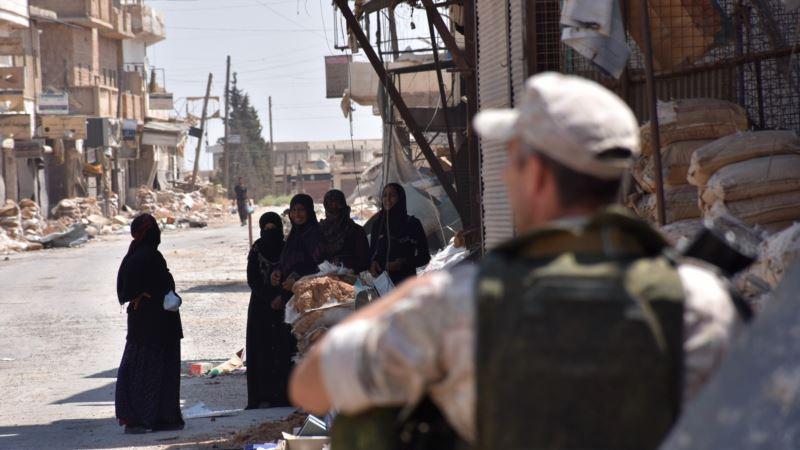 В Сирии ранены трое российских военных – Минобороны России