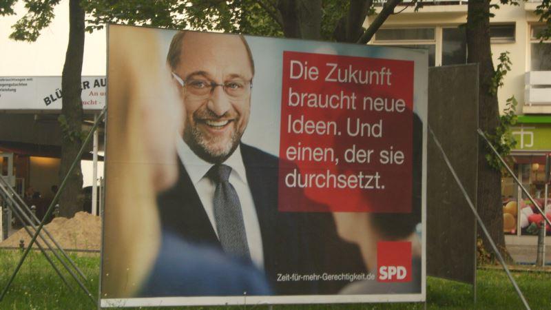 Германия: лидер социал-демократов уходит в оппозицию