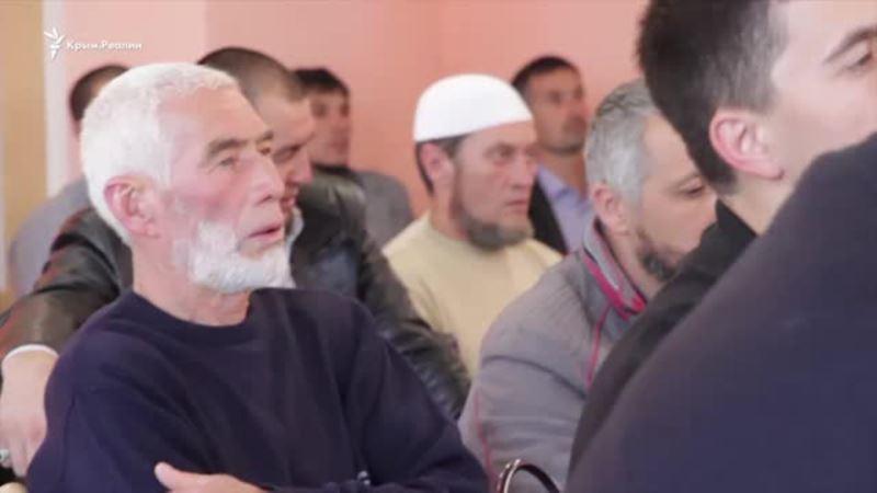 Во время встречи «Крымской солидарности» в Бахчисарае организовали «телемост с Киевом»