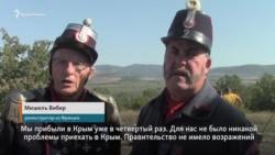 Реконструктор исторических боев из Франции: приезжаю в Крым четвертый раз, несмотря на санкции