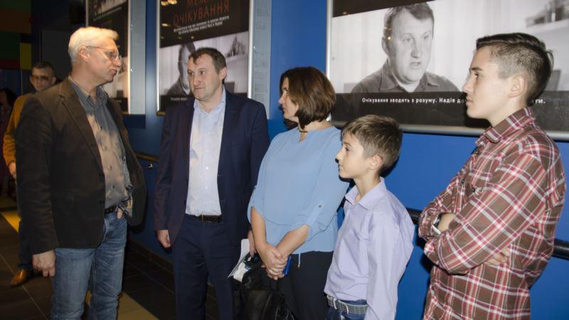 В Киеве представили фильм о пропавших без вести и пленных на Донбассе и в Крыму