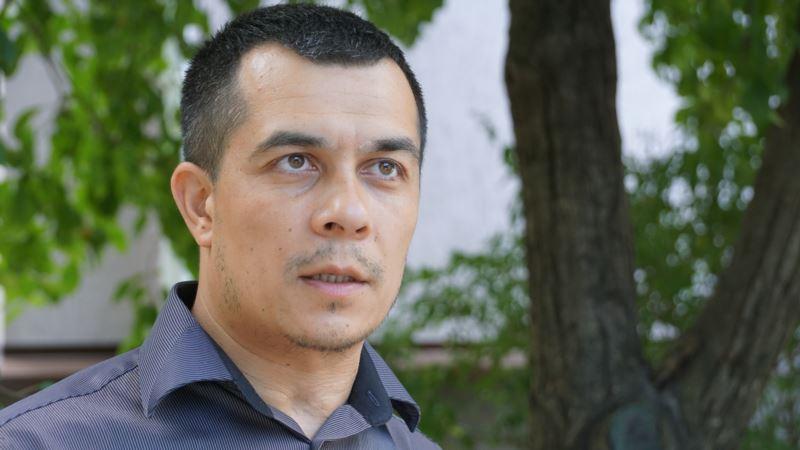 В Симферополе задержали активистов, пришедших поддержать избитого крымчанина Параламова