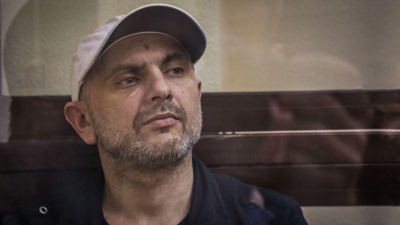 Фигуранта «дела украинских диверсантов» Захтеяпосадили в карцер – жена