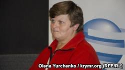 Екатерина Хомяк, мать двух пропавших без вести бойцов