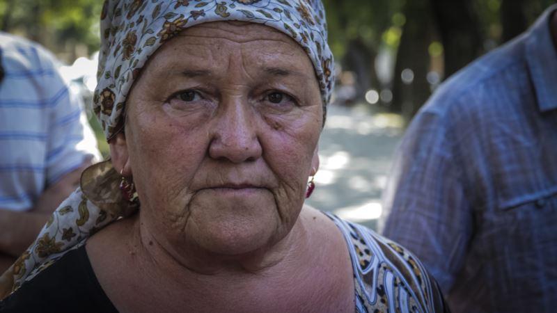 Мать похищенного ранее крымчанина Параламова вызвали в управление ФСБ