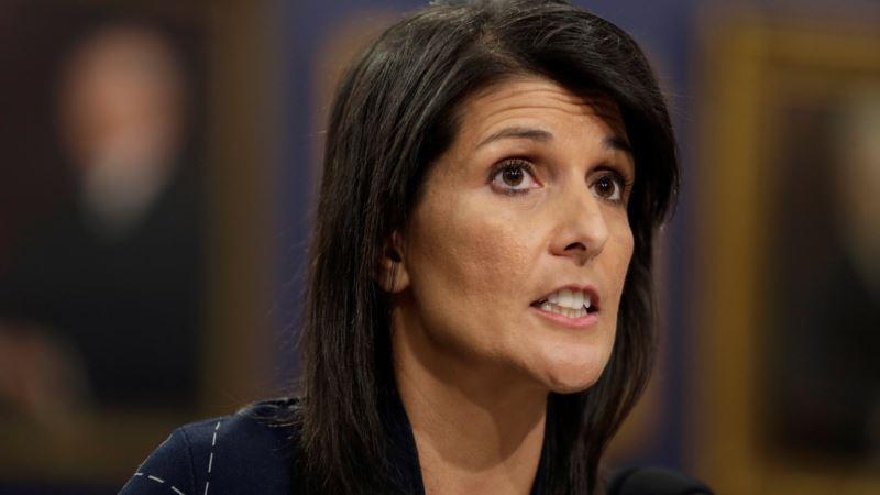 Представитель США в ООН: Вашингтон изучает «военные варианты» действий против КНДР