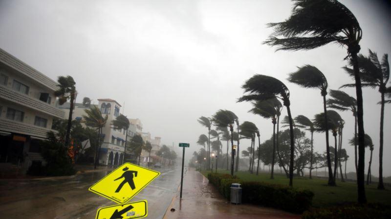 США: из-за урагана «Ирма» затопило часть Майами