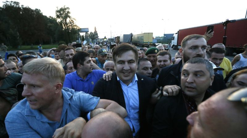 Луценко: организаторов «прорыва» на пункте пропуска «Шегини» привлекут к ответственности