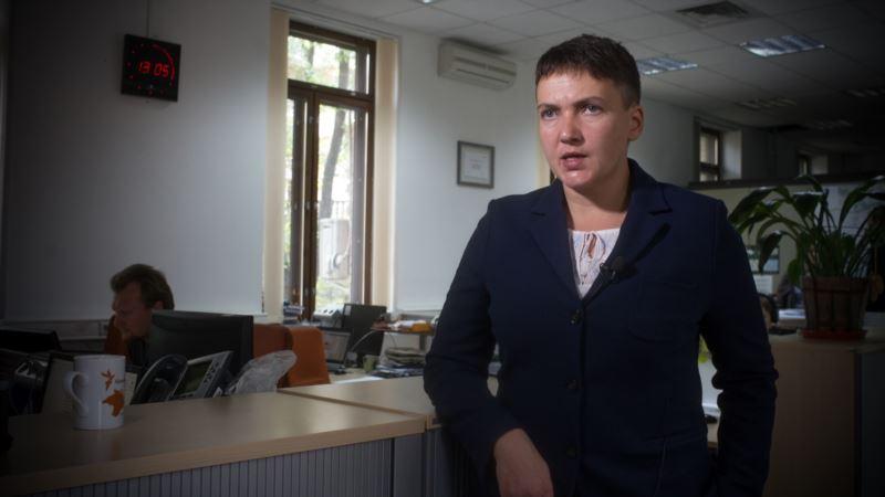 Савченко: Украине нужно отказаться от статуса автономии Крыма