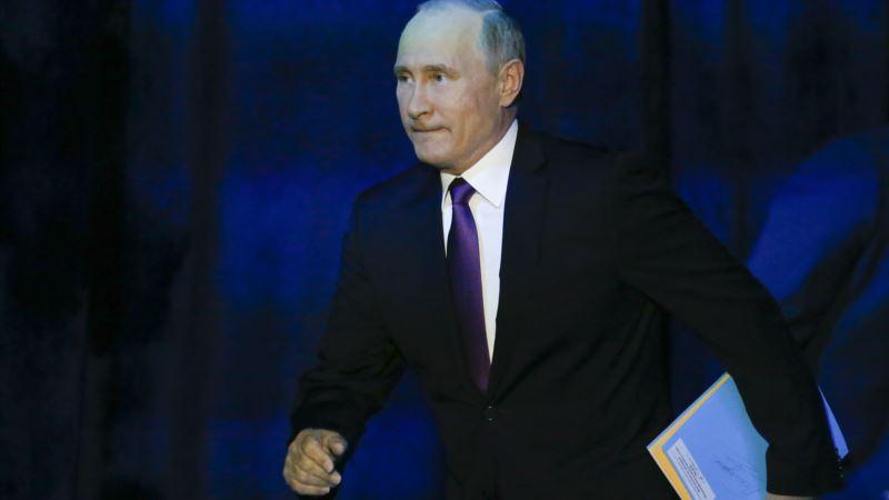 Путина на выборах в данный момент готовы поддержать более половины россиян – опрос