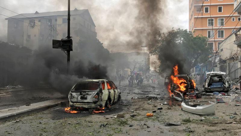 Сомали: число жертв взрыва в Могадишо возросло до 85 человек