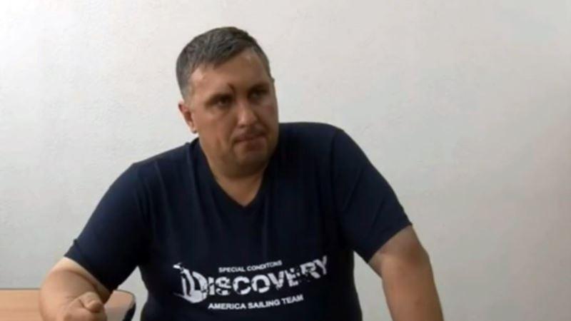 Суд в Крыму оставил в силе срок ареста фигуранту «дела украинских диверсантов» Панову